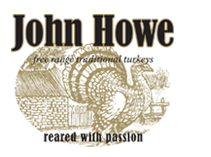 John Howe turkey logo