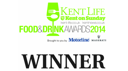 Kent Life Food and Drink Awards logo
