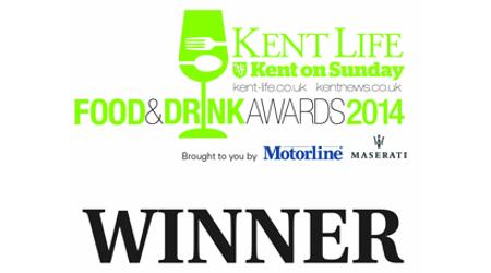 Kent Life Food and Drink Awards logo