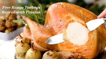Kentish Free Range Turkeys